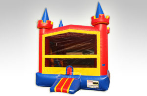 B_1038_Lucky-Primary-Jumper, Inflatable, Moon Jump, Bounce House