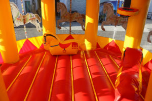 Inflatables Combo Carousel_Inside 1035