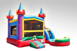 Inflatables Combo WC1030_2, Inflatable, Moon Jump, Bounce House