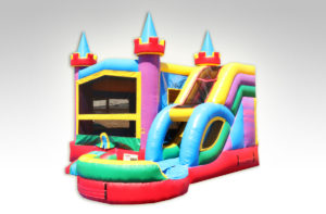 Inflatables Combo WC1030_3, Inflatable, Moon Jump, Bounce House