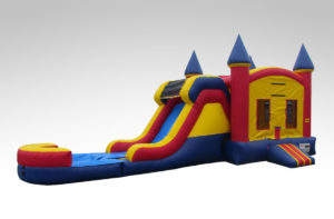 Inflatables Combo WC_1002, Inflatable, Moon Jump, Bounce House[A]