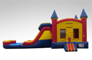 Inflatables Combo WC_1002[B]NW-1, Inflatable, Moon Jump, Bounce House
