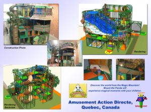 Family Entertainment Center Installations - FEC - Amusement-Action-Directe---Quebec