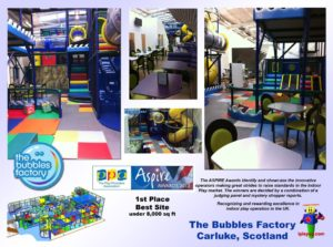 Family Entertainment Center Installations - FEC - Bubbles-Factory-Scotland