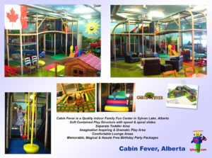 Family Entertainment Center Installations - FEC - Cabin-Fever-Alberta