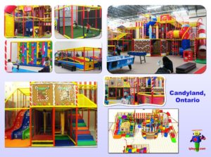 Family Entertainment Center Installations - FEC - Candyland-Toronto-Ontario