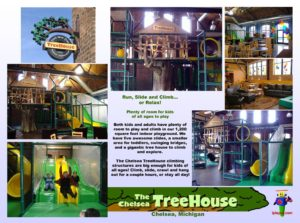 Family Entertainment Center Installations - FEC - Chelsea-Tree-House---Michigan