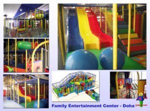 Family Entertainment Center Installations - FEC - FEC-Doha