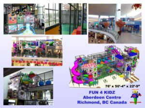 Family Entertainment Center Installations - FEC - Fun-4-Kidz-Aberdeen-Centre-Richmond-BC