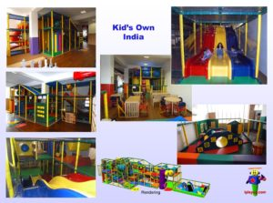 Family Entertainment Center Installations - FEC - Kids-Own-India