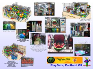 Family Entertainment Center Installations - FEC -PlayDate-PDX-Portland-OR