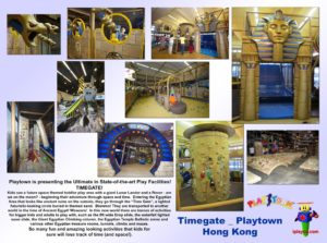 Family Entertainment Center Installations - FEC - Timegate--Hong-Kong-PlayTown
