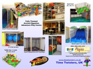 Family Entertainment Center Installations - FEC - Timetwisters-UK