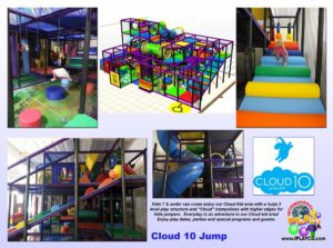 Fitness Center - Recreation Center - Private Club Installations - Cloud-10-Jump