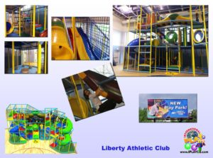 Fitness Center - Recreation Center - Private Club Installations - Liberty-Athletic