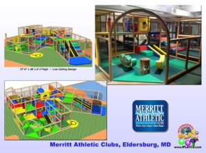 Fitness Center - Recreation Center - Private Club Installations - Merritt-Athletic-Club-Eldersburg-MD