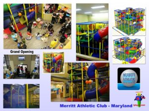 Fitness Center - Recreation Center - Private Club Installations - Merritt-Athletic-Club-Maryland