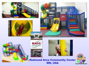 Fitness Center - Recreation Center - Private Club Installations - Redwood-Area-Community-Center-MN