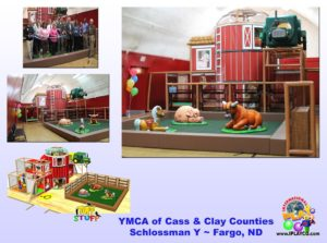 Fitness Center - Recreation Center - Private Club Installations - YMCA-Cass-Fargo-2013