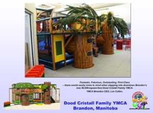 Fitness Center - Recreation Center - Private Club Installations - YMCA-Dood-Cristall-Family-Brandon-Manioba