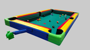G242 Game, Inflatable, Moon Jump, Bounce House