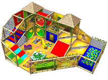 IPC1087, Indoor Playground Equipment, Contained Play Equipment