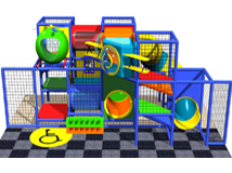 IPC1250, Indoor Playground Equipment, Contained Play Equipment