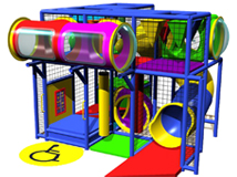 IPC1267, Indoor Playground Equipment, Contained Play Equipment