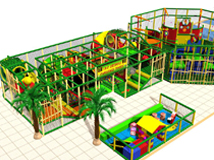 IPC1274, Indoor Playground Equipment, Contained Play Equipment