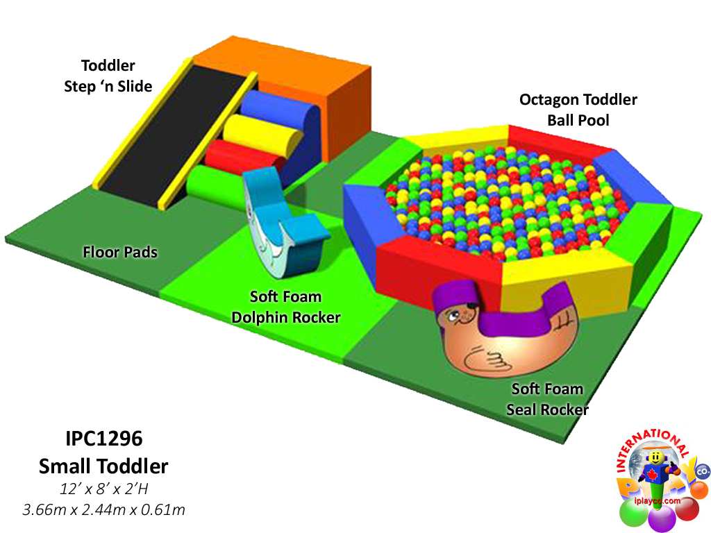 IPC1296, Indoor Playground Equipment, Contained Play Equipment