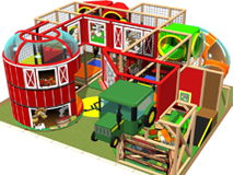 IPC1298, Indoor Playground Equipment, Contained Play Equipment