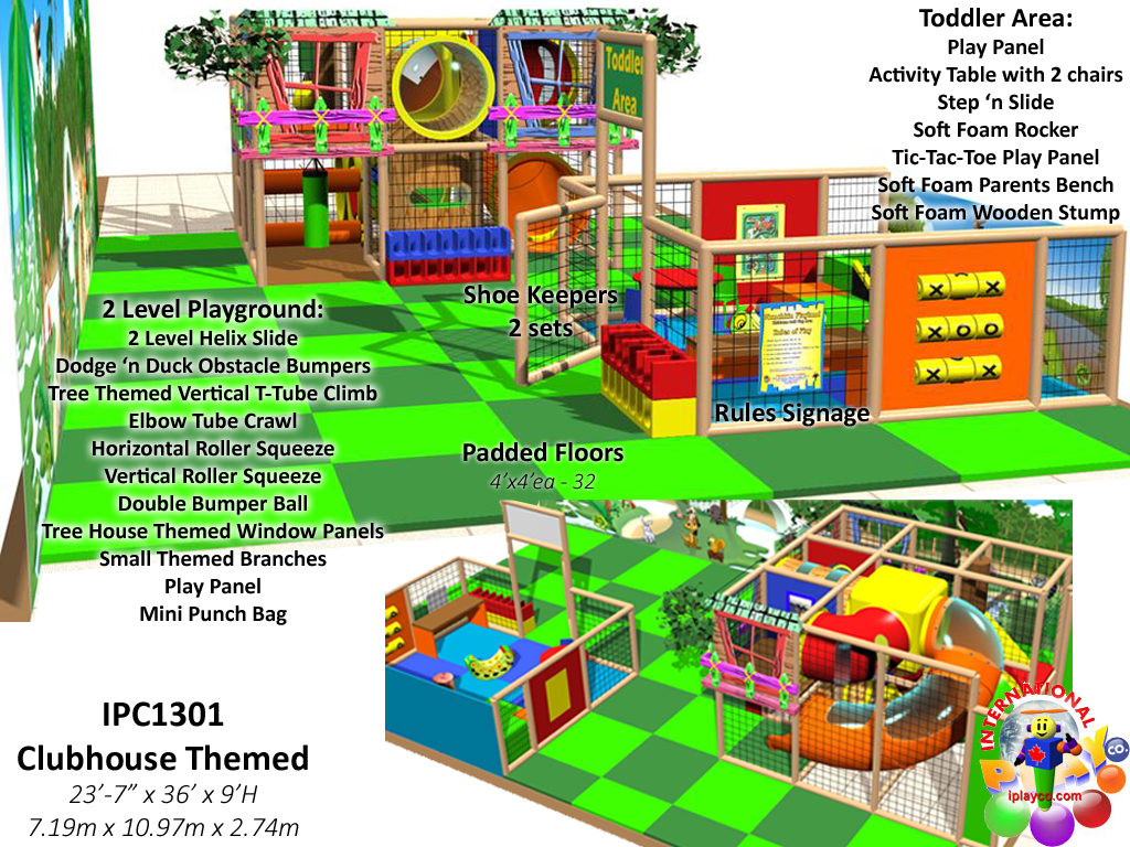 Children 39 s center playgrounds designs a ok playgrounds for Indoor playground design ideas
