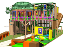 IPC1306, Indoor Playground Equipment, Contained Play Equipment