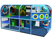 IPC1318, Indoor Playground Equipment, Contained Play Equipment