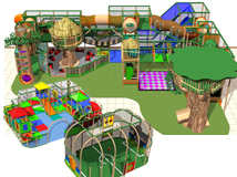 IPC1330, Indoor Playground Equipment, Contained Play Equipment