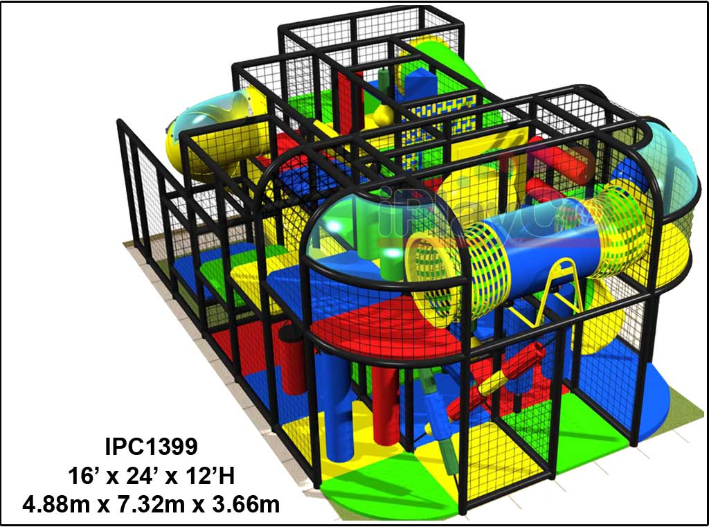 IPC1399, Indoor Play Equipment, FEC, Family Entertainment Center