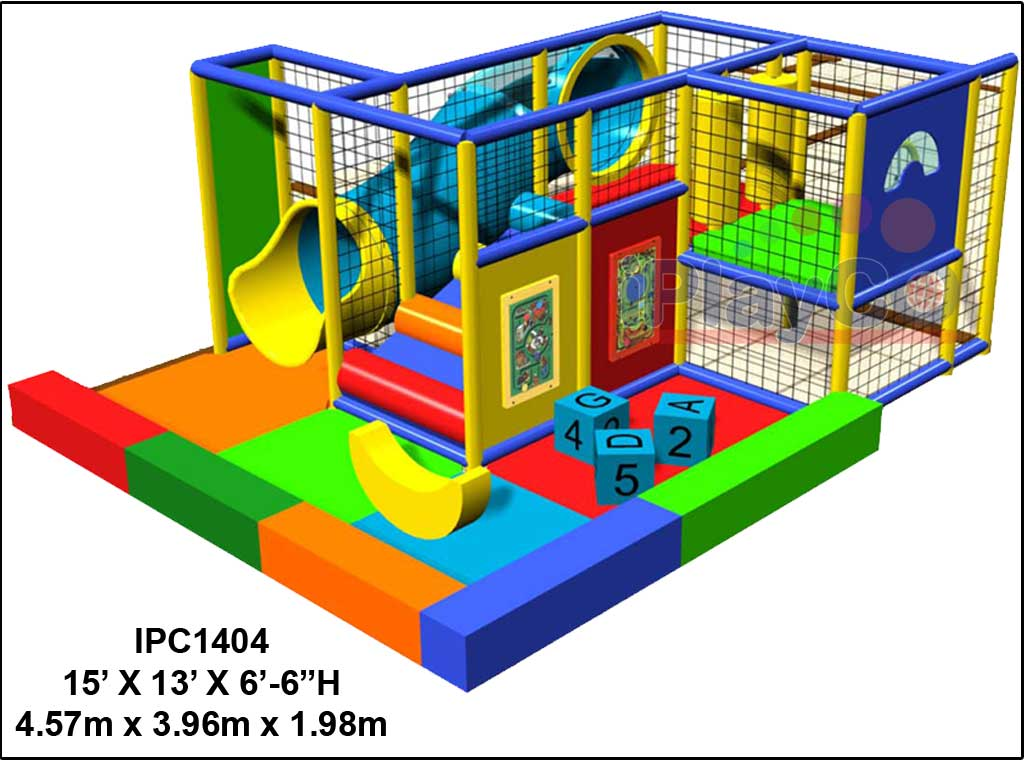 IPC1404, Indoor Play Equipment, FEC, Family Entertainment Center