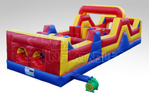 I_1012_30_Ft_Open _Obstacle_Course, inflatables