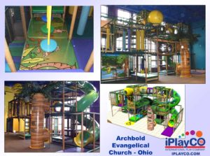 Installs - Indoor Play - Church Ministries - Archbold-EMC---Ohio