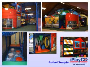 Installs - Indoor Play - Church Ministries - Bethel-Temple