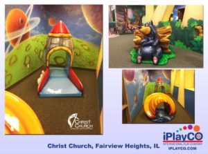 Installs - Indoor Play - Church Ministries - Christ-Church-Fairview-Heights-IL