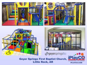 Installs - Indoor Play - Church Ministries - Geyer-Springs-First-Baptist-Church-Little-Rock-AR