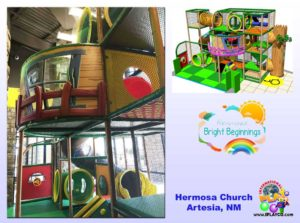 Installs - Indoor Play - Church Ministries - Hermosa-Church-NM