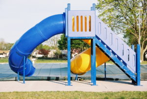 MODEL 2100 PHOTO 2, slide, water slide