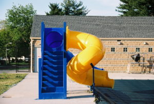 MODEL 2100 PHOTO 4, slide, water slide