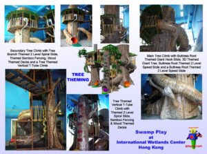 Museum Installation - Swamp-Land-Hong-Kong-TREE-THEMING