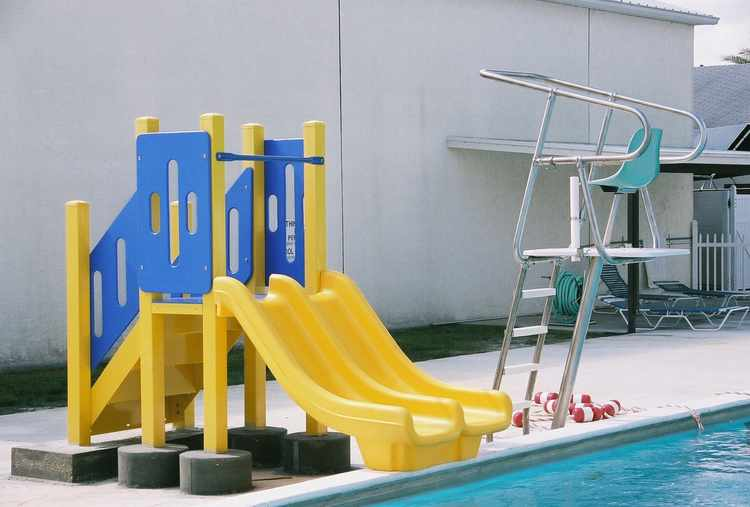 Pool Slide, Water Slide, 10000
