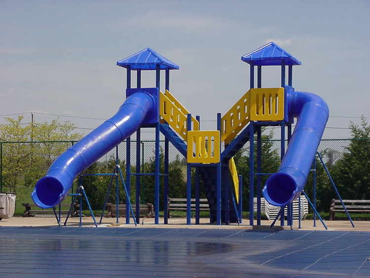 Pool Slide, Water Slide, 28500