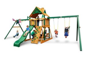 Wooden Swing Set, Swingsets, Playsets, Play Sets