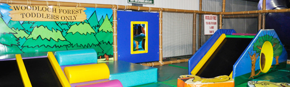 Resort Hotel Theme Park, Ballistics, Indoor play equipment, soft play